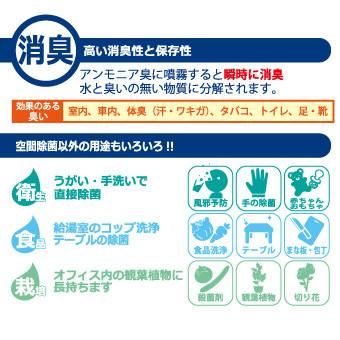 サンクリア 衛生除菌水(10ℓボックス)